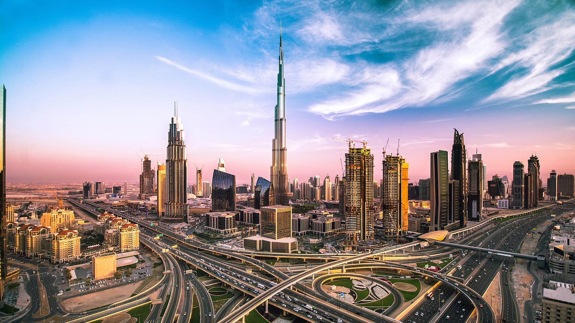Dubai - the Big 5 2017